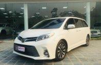 Bán xe Toyota Sienna Limidted Sx 2018, màu trắng, siêu lướt 2000km LH: 0982.84.2838 giá 4 tỷ 280 tr tại Hà Nội