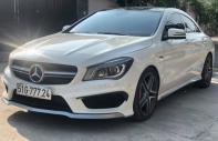 Bán Mercedes-Benz CLA45 AMG đời 2014 màu trắng, giá 1 tỷ 330 triệu, xe nhập giá 1 tỷ 330 tr tại Tp.HCM