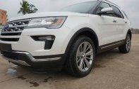 Cần bán xe Ford Esplorer Limited đời 2019, màu trắng, nhập khẩu nguyên chiếc giá 2 tỷ 255 tr tại Hà Nội