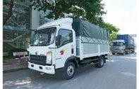 Bán xe tải 6 tấn, thùng dài 4m2, máy Howo, tặng 2% thuế trước bạ giá 379 triệu tại Hà Nội