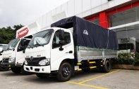 Bán xe tải Hino 2018 3.5 tấn, thùng 5.2m giá 700 triệu tại Tp.HCM