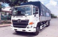 Bán xe Hino tải mui bạt bửng nhôm cao cấp  giá 940 triệu tại Ninh Thuận