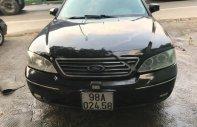 Cần bán Ford Mondeo 2.5 AT năm sản xuất 2004, màu đen   giá 136 triệu tại Hà Nội
