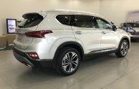 Bán Santa Fe 2019 - Xăng/Dầu đặc biệt, màu bạc, xe giao ngay giá 1 tỷ 200 tr tại Tp.HCM