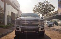 Cần bán Ford F 150 Platinum sản xuất 2018 model 2019, màu trắng, nhập khẩu giá 4 tỷ 360 tr tại Hà Nội