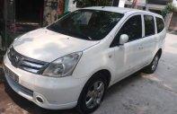 Bán Nissan Grand livina 2011, màu trắng, số tự động  giá 218 triệu tại Hà Nội