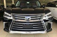 Bán Lexus LX570 xuất Mỹ, màu đen, nội thất nâu đỏ, xe sản xuất 2019 giá 9 tỷ 150 tr tại Hà Nội