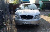 Cần bán Ssangyong Stavic năm 2008, màu bạc, nhập khẩu nguyên chiếc, giá 225tr giá 225 triệu tại Tp.HCM
