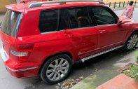 Cần bán xe Mercedes GLK 300 đời 2009, màu đỏ giá 599 triệu tại Hà Nội