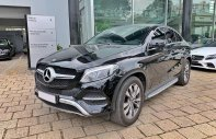 Bán xe Mercedes GLE400 Couple đen 2018 chính hãng. Trả trước 1 tỷ 400 triệu nhận xe giá 3 tỷ 450 tr tại Tp.HCM