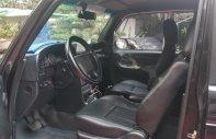 Cần bán gấp Ssangyong Korando TX-5 4x4 AT năm sản xuất 2004, màu đen, nhập khẩu   giá 230 triệu tại Hà Nội