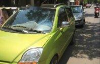 Cần bán gấp xe cũ Chevrolet Spark năm 2009, màu xanh lục giá 122 triệu tại Đắk Lắk