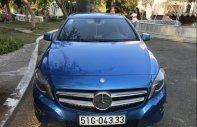 Bán xe Mercedes A200 sản xuất 2014, màu xanh lam, số tự động giá 730 triệu tại Tp.HCM