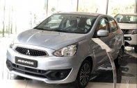 Bán xe Mitsubishi Mirage năm sản xuất 2019, màu bạc, nhập khẩu giá 350 triệu tại Tp.HCM