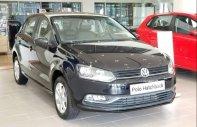 Bán Volkswagen Polo 1.6AT đời 2018, màu đen, nhập khẩu giá 695 triệu tại Tp.HCM