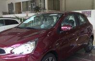 Bán ô tô Mitsubishi Mirage CVT sản xuất 2019, màu đỏ, xe nhập giá 450 triệu tại Hà Nội