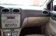Cần bán lại xe Ford Focus 1.8MT đời 2011, màu đen số sàn giá 340 triệu tại Khánh Hòa