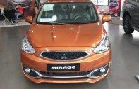 Bán Mitsubishi Mirage năm 2019, màu cam, nhập khẩu, giá 450tr giá 450 triệu tại Hà Nội