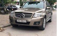 Bán xe Mercedes GLK 300 sản xuất năm 2011, màu vàng cát, nhập khẩu giá 688 triệu tại Hà Nội