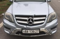 Xe Mercedes GLK250 AMG 4Matic đời 2013, màu bạc chính chủ giá 1 tỷ 90 tr tại Nam Định