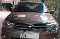 Bán Toyota Fortuner 2010 số tự động, giá 530tr giá 530 triệu tại Thanh Hóa