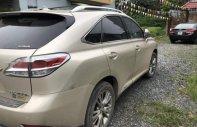 Cần bán xe Lexus RX 450H 2012, màu vàng, xe nhập xe gia đình giá 2 tỷ 180 tr tại Thái Nguyên