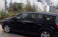 Cần bán lại xe Chevrolet Orlando năm 2017, màu đen như mới giá 550 triệu tại Tp.HCM