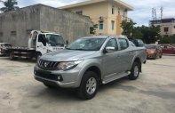 [Ưu đãi] Mitsubishi Triton số sàn, động cơ 2.5 + Turbo, nhập Thái, cho góp: 80%. LH ngay: 0905.91.01.99 giá 555 triệu tại Đà Nẵng