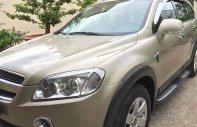 Bán Chevrolet Captiva 2007 LTZ màu vàng cát, xe gia đình giữ gìn giá 292 triệu tại Tp.HCM