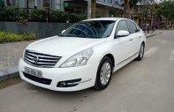 Bán Nissan Teana 2.0 AT 2009, màu trắng, nhập khẩu chính chủ giá 435 triệu tại Hà Nội