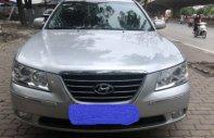 Bán Hyundai Sonata 2.0 AT đời 2009, màu bạc giá 425 triệu tại Hà Nội