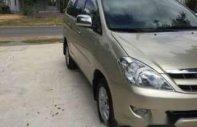 Cần bán xe Toyota Innova G sản xuất năm 2007, màu vàng chính chủ, giá tốt giá 375 triệu tại Tây Ninh