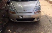 Chính chủ bán Chevrolet Spark sản xuất năm 2009, màu bạc giá 130 triệu tại Đắk Lắk