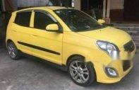 Cần bán lại xe Kia Morning đời 2011, màu vàng giá 245 triệu tại Thái Bình