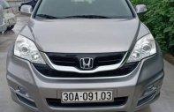 Chính chủ bán xe Honda CR V năm 2009, màu xám giá 500 triệu tại Hà Nội