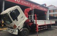 Bán Hino FC9JETC gắn cẩu UNIC V344 giá 1 tỷ 280 tr tại Hưng Yên