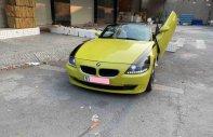 Bán siêu xe BMW Z4 2003, số tự động, màu xanh chuối giá 595 triệu tại Tp.HCM