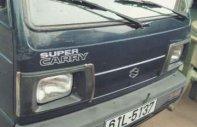 Cần bán Suzuki Super Carry Van đời 2000, ít tốn tiền xăng giá 115 triệu tại Bình Dương