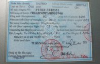 Cần bán Daewoo Gentra 2010, màu bạc, nhập khẩu xe gia đình, giá cạnh tranh giá 235 triệu tại Tp.HCM