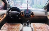Bán xe Toyota Innova V sản xuất 2009, màu bạc, sơn zin, nội thất còn đẹp giá 370 triệu tại Tây Ninh