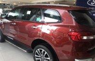 Bán Ford Everest Titanium 2.0L 4x2 AT năm sản xuất 2019, màu đỏ, mới 100% giá 1 tỷ 177 tr tại Hà Nội