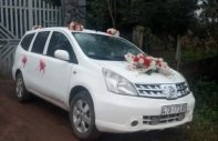 Bán ô tô Nissan Livina đời 2011, màu trắng, nhập khẩu nguyên chiếc giá 220 triệu tại Đắk Lắk