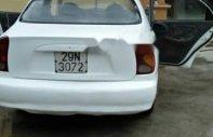 Bán Daewoo Lanos 2001, màu trắng, nhập khẩu nguyên giá 48 triệu tại Hà Nội