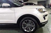 Bán Ford Explorer đời 2019, màu trắng, xe nhập giá 2 tỷ 198 tr tại Tp.HCM