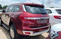 Bán xe Ford Explorer đời 2019, màu đỏ, nhập khẩu nguyên chiếc 100% từ Mỹ giá 2 tỷ 267 tr tại Tp.HCM
