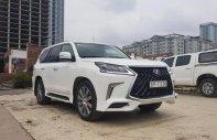 Bán Lexus LX570 model 2016 đã lên form 2018 đăng ký tên cá nhân giá 6 tỷ 850 tr tại Hà Nội