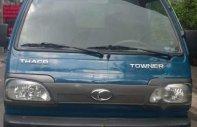 Bán xe tải Thaco Towner thùng inox kín có bản vẽ, xe đồng sơn nội thất zin toàn bộ giá 117 triệu tại Tp.HCM