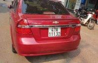 Gia đình bán Chevrolet Aveo đời 2015, màu đỏ, nhập khẩu giá 295 triệu tại Đắk Lắk