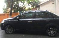 Cần bán xe Chevrolet Aveo MT sản xuất năm 2012, màu đen, xe nhà đi giá 250 triệu tại Bình Dương