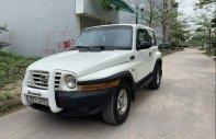 Bán Ssangyong Korando năm 2004, màu trắng, nhập khẩu giá 205 triệu tại Hà Nội